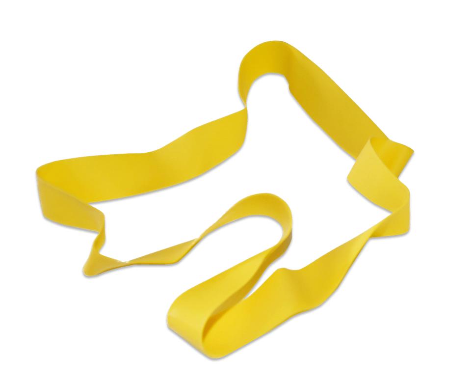 Palettenspanngummis 1 Stück gelb 30mm extra elastisch