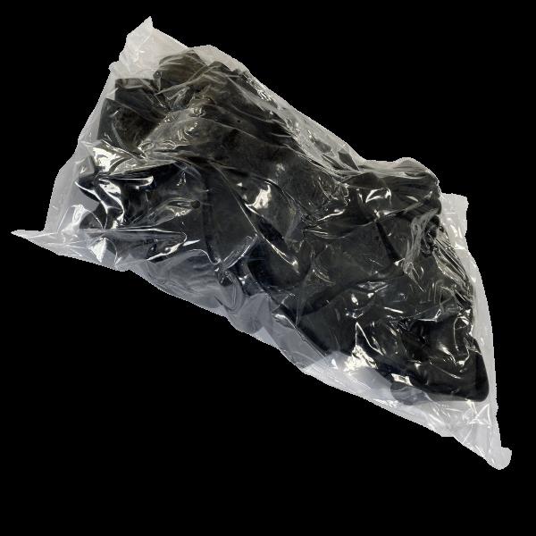 Palettengummi schwarz 1800x 40x 1,8mm extra breit